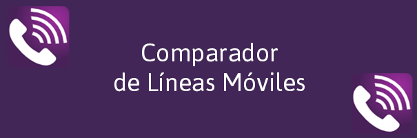 Comparador de Lineas Moviles